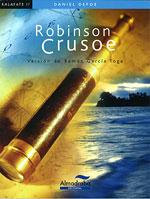 Portada de Robinson Crusoe. Autor   Valentín Arias