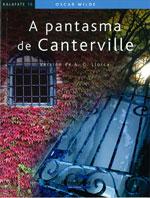 Portada de A pantasma de Canterville. Autor   Valentín Arias