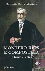 Portada de Montero Ríos e Compostela