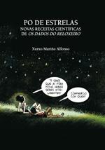 Portada de Po de estrelas. Autor   Xurxo Mariño Alfonso
