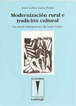 Portada de Modernización rural e tradición cultural