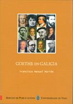 Portada de Goethe en Galicia. Autor   Francisco Manuel Mariño