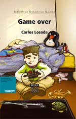 Portada de Game over. Autor