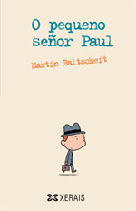 Portada de O pequeno señor Paul. Autor