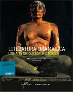 Portada de Literatura dramática. Unha introdución histórica
