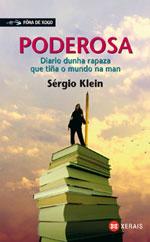 Portada de Poderosa. Autor   Sérgio Klein