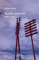 Portada de Relatos completos. 1961-1995. Autor