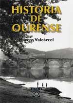 Portada de Historia de Ourense. Autor