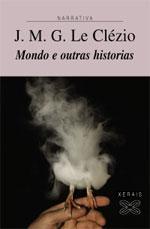 Portada de Mondo e outras historias. Autor   Valentín Arias
