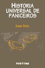 Portada de Historia universal de Paniceiros. Autor   Esperanza Mariño Davila