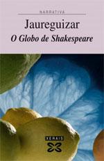 Portada de O globo de Shakespeare