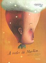 Portada de A nube de Martín. Autor   Manuela Rodríguez
