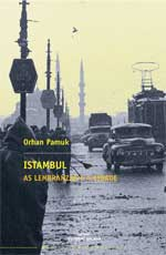 Portada de Istambul. As lembranzas e a cidade. Autor   Bartug Aykan