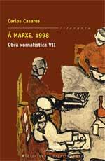 Portada de Á marxe, 1998. Autor   Carlos Casares