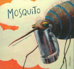 Portada de Mosquito. Autor   Roger Olmos