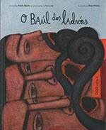 Portada de O baúl dos ladróns. Autor   Paco Liván