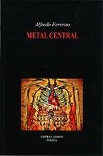 Portada de Metal central