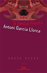 Portada de A besta moura. Autor   Helena González Fernández
