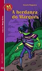 Portada de A herdanza do Marqués. Autor