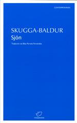 Portada de Skugga-baldur. Autor   Sjón
