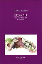 Portada de Erofanía. Triloxía poética (1995-1998)