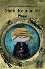Portada de Pirata. Autor   María Reimóndez