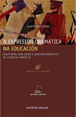 Portada de A expresión dramática na educación. Autor