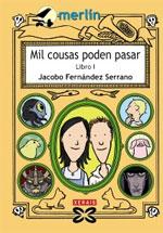 Portada de Mil cousas poden pasar - Libro I. Autor   Jacobo Fernández