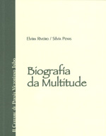 Portada de Biografía da multitude. Autor   Elvira Riveiro Tobío