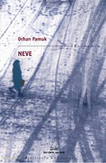 Portada de Neve. Autor   Orhan Pamuk