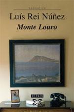 Portada de Monte Louro. Autor   Luís Rei Núñez
