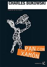 Portada de Pan con xamón. Autor   Eva Almazán García