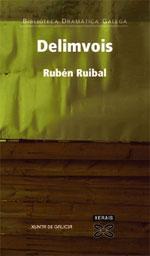 Portada de Delimvois. Autor   Rubén Ruibal Armesto