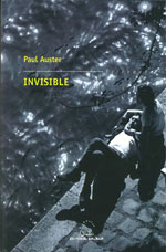 Portada de Invisible. Autor   Paul Auster