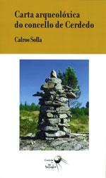 Portada de Carta arqueolóxica do concello de Cerdedo
