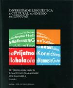 Portada de Diversidade lingüística e cultural no ensino das linguas. Autor