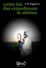 Portada de Contos das Illas Extraordinarias do Atlántico. Autor   Tomás González Ahola