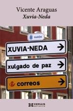 Portada de Xuvia-Neda. Autor   Vicente Araguas