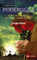 Portada de Poderosa 2. Autor   Sérgio Klein