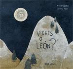 Portada de Viches o león?. Autor   Marisa Núñez