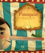Portada de Pinoquio. Autor   Estudio Escletxa