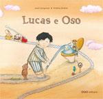 Portada de Lucas e Oso. Autor   Kristina Andres
