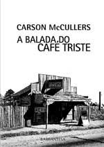 Portada de A balada do café triste. Autor   Salomé Rodríguez Vázquez