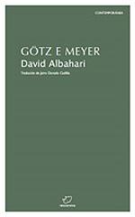 Portada de G�tz e Meyer. Autor   David Albahari