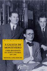 Portada de A Galicia de Montevideo. Autor