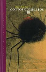 Portada de Contos Completos III. Autor   Edgar A. Poe