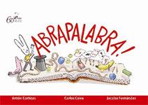 Portada de ABRAPALABRA!. Autor   Carlos Coira