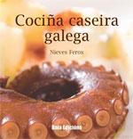 Portada de Cociña caseira galega. Autor