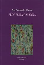 Portada de Flores da galvana. Autor