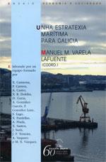 Portada de Unha estratexia marítima para Galicia